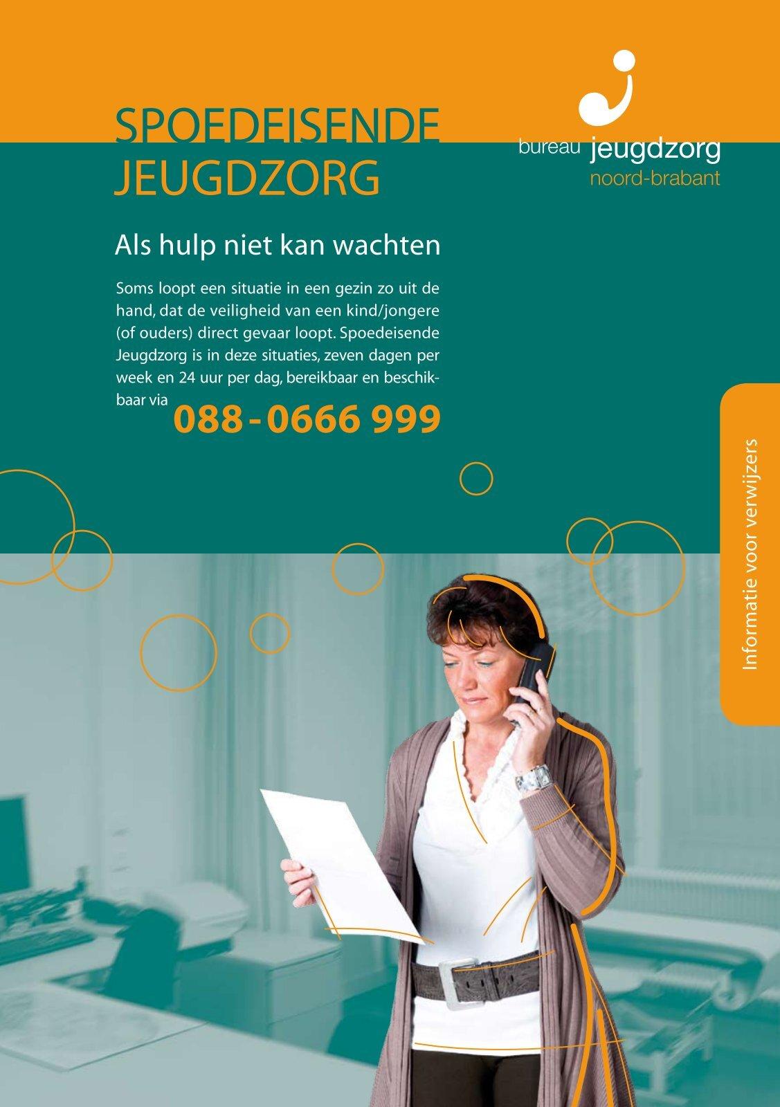 5 free magazines from jeugdzorg nb nl for Bureau jeugdzorg
