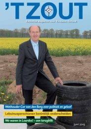 Wethouder Cor van den Berg over politiek en ... - Heilige Lebuinus