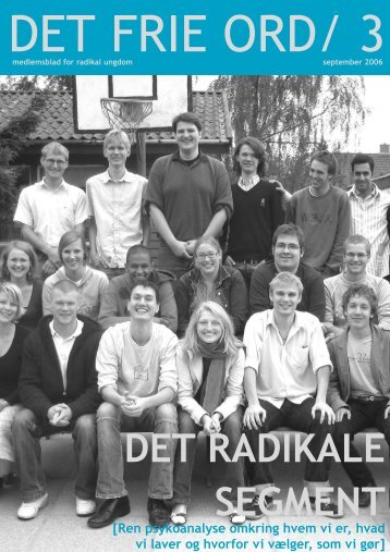DFO3 - endeligt1.p65 - Radikal Ungdom