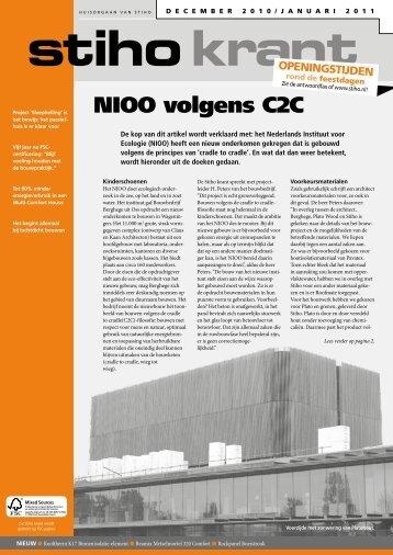 NIOO volgens C2C - Stiho