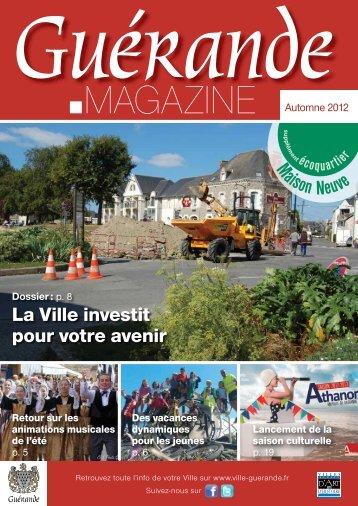 aison Neuv - Ville de Guérande