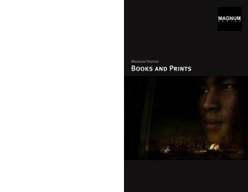 Magnum Books and Prints PDF - TODAY'S ... - Slate Magazine