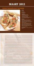 Hoe de kalender aan de klant te overhandigen - Havelaar ... - Page 4
