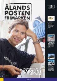NR 1 2012 SVENSKA - Posten Åland