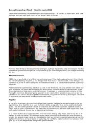 Referat fra generalforsamlingen - Musik i Nibe