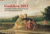 Brochure Godeleva 2012 - Gemeenschap Moeder van Vrede