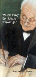 Willem Hovy Penning - Historisch Documentatiecentrum voor het ...