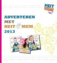 ADVERTEREN MET HEIT MEM 2013 - Heit en Mem