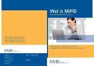 MiFID Brochure - ASN Bank