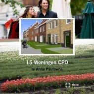 15 Woningen CPO - Ooms Bouw & Ontwikkeling