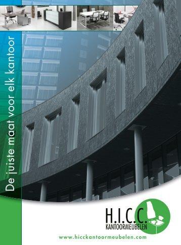 De juiste maat voor elk kantoor - HICC Kantoormeubelen