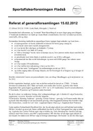 Referat af generalforsamlingen 15.02.2012 - Bundhugget.dk