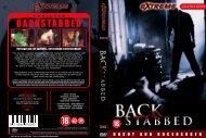 Back Stabbed - Movie Specials