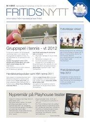1/2012 - Handelsbankens IF