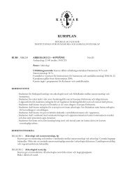 Arkeologi 21-40.pdf - Högskolan i Kalmar