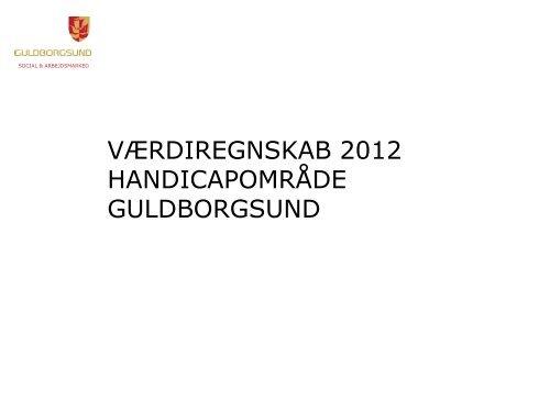 Værdiregnskab 2013 præsentation.ppt