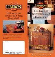 Sett farge på tilværelsen med Bistrotlakk - Alanor