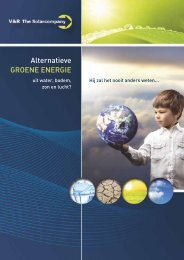 Alternatieve GROENE ENERGIE - Solarcompany