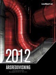2012 711 kB (pdf) - Lulekraft