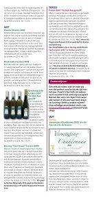wijnhandel bergers wijnjournaal 125 - Wijnhandel Jean Berger - Page 2