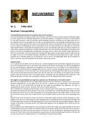 Nieuwsbrief 2 (9 mei 2012) - Ivn