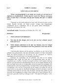 Sabbat Bijbel lessen, oktober - december 2008 1 - Seventh Day ... - Page 5