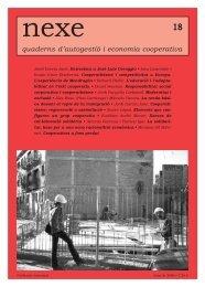 quaderns d'autogestió i economia cooperativa - Nexe