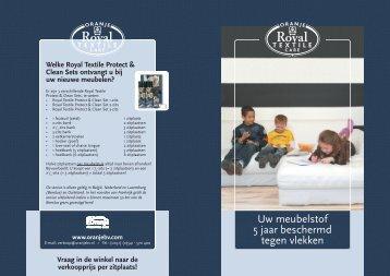 Download productinformatie - Stoel & Bank