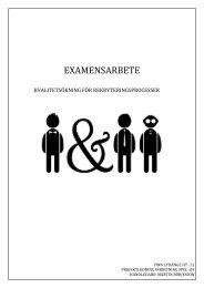 Examensarbete - Finn Lydänge