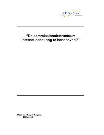 2008 Mr. S. Slagman Post-Master Indirecte Belastingen - Europese ...
