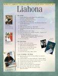 Augusti 2005 Liahona - Jesu Kristi Kyrka av Sista Dagars Heliga - Page 2