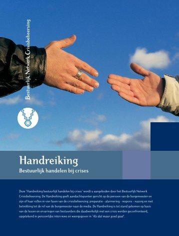 Handreiking - Nederlands Genootschap van Burgemeesters