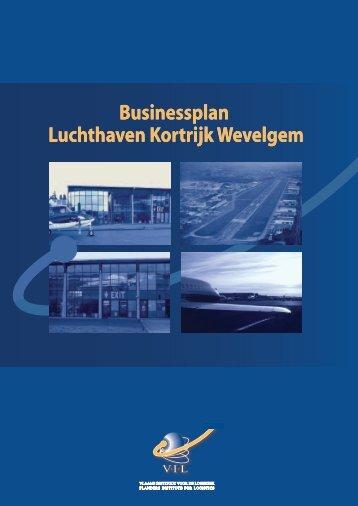 Businessplan Luchthaven Kortrijk Wevelgem Businessplan ... - WILOO