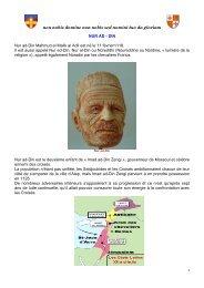 DIN Nur ad-Din Mahmud el Malik al Adil est né le 11 février1118.