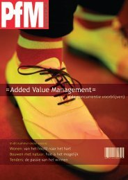≈Added Value Management≈ - Raak-me!