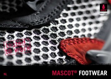 Mascot schoenen - Mommers Bedrijfskleding Venlo