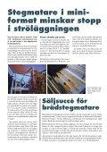Justering i världsklass - Renholmen.se - Page 6