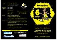 LØRDAG 4.mai 2013 - Romerike Ultraløperklubb - Vpweb