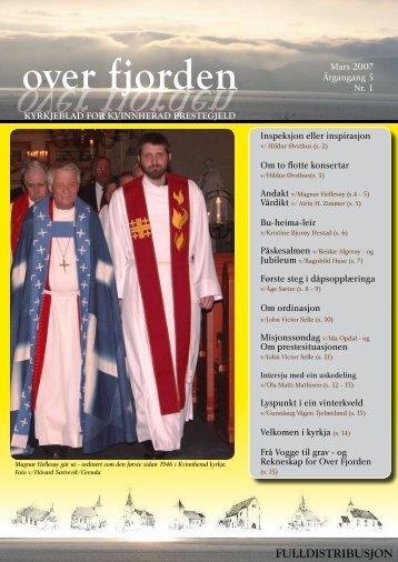 FULLDISTRIBUSJON - Kyrkja i Kvinnherad