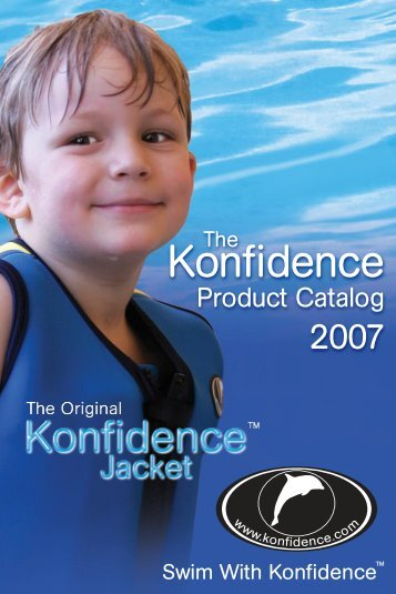 Konfidence USA product catalog
