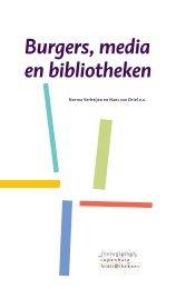 Burgers, media en bibliotheken - SIOB