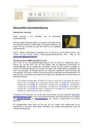 nr. 5 - juni 2013 - KienhuisHoving advocaten en notarissen