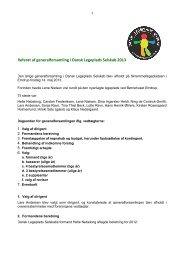 ref-generalforsamling2013 - Dansk Legeplads Selskab