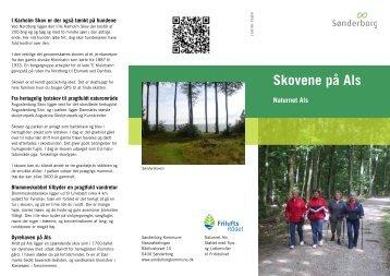 Skovene på Als (folder) - Sønderborg Kommune