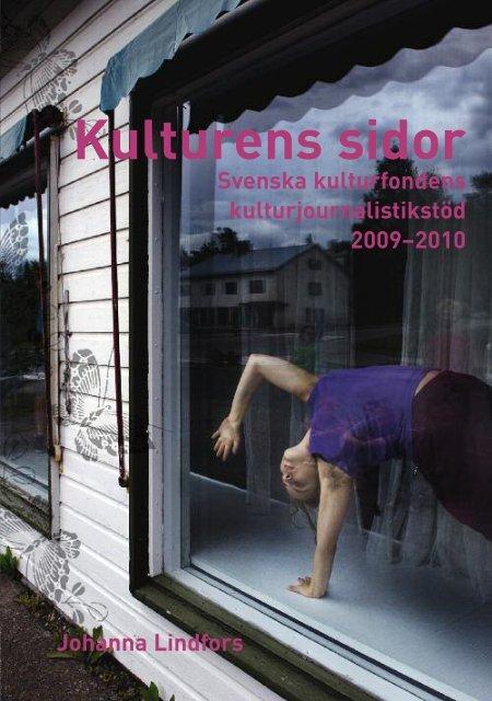 Kulturens sidor - Svenska kulturfonden