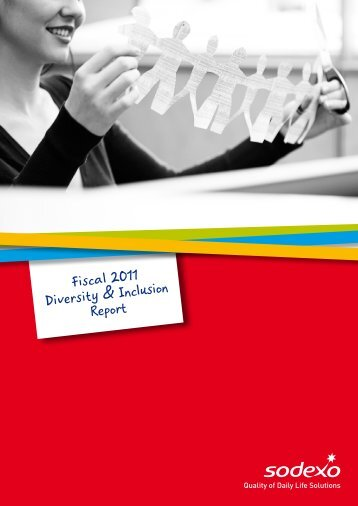 Fiscal 2011 Diversity & Inclusion Report