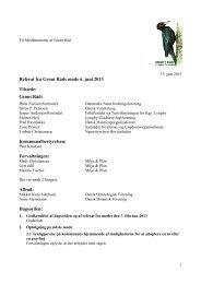 Grønt Råd 06-06-2013 - Referat og bilag - Lyngby Taarbæk Kommune