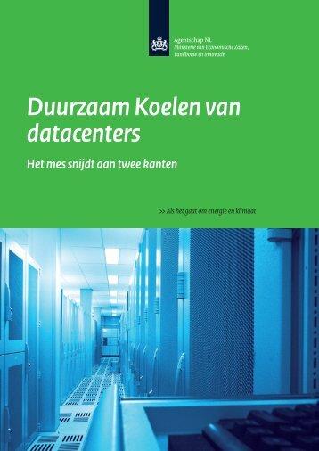 Duurzaam Koelen van datacenters - Optimair