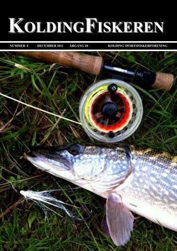 Medlemsblad december 2011 - Kolding Sportsfiskerforening