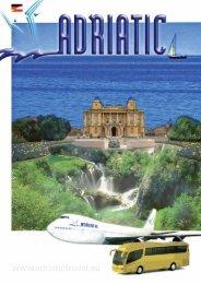 Kroatien - Adriatic Travel & Trade